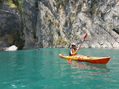 Alta Ruta Aventura Kayaks