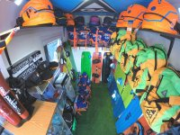 Kitesuf equipment