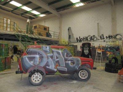 Hangar 7 Paintballs