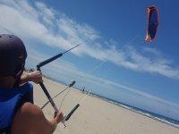 Control de kite