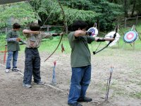 Learn to practice archery