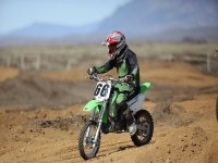 Learn to ride in enduro