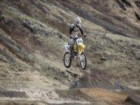 Saltos en motocross