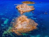 Scopri l'isola di Tabarca su una moto d'acqua