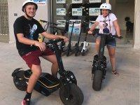 Noleggio scooter elettrici a Benidorm