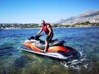 Jet ski a Benidorm