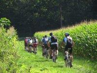 Un tour en bici perfecto para hacer equipo