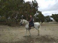 Compartiendo con caballos