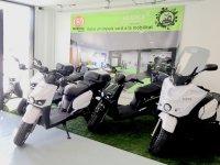 Negozio e vendita scooter