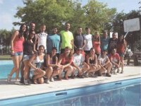 piscine du camp