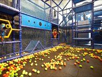 Lanzadores de pelotas de espuma
