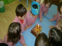 Celebración de cumpleaños