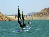 ¿Has hecho windsurf antes?