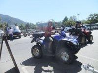 Excursiones en quad monoplaza