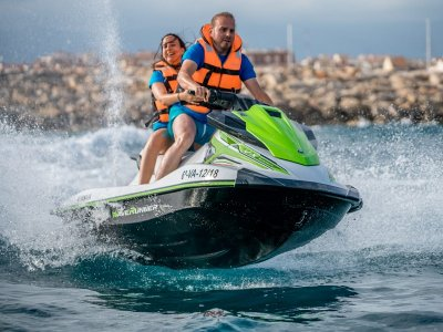 Bachelor Party w. Jet Skis, Cambrils, 30m