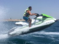 Bachelor w. Jet Skis in Cambrils, 45m