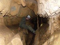 Cueva de la Huelga en Asturias