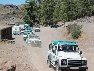 Itinerario in Jeep Playa del Papagayo 6 h Tariffa bambini