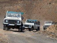 Vehiculos todoterreno Canarias