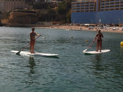 La Bocana Sailing Point Paddle Surf