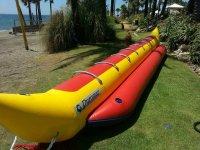 在埃斯特波纳的香蕉船会议15分钟