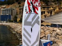 Tabla para excursiones de sup