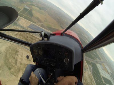 Fly an Ultralight in Totana, 1 Hour