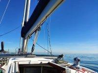 在瓦伦西亚(Valencia)帆船之旅