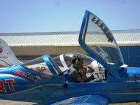 preparando il volo
