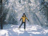Disfruta del esqui de travesia