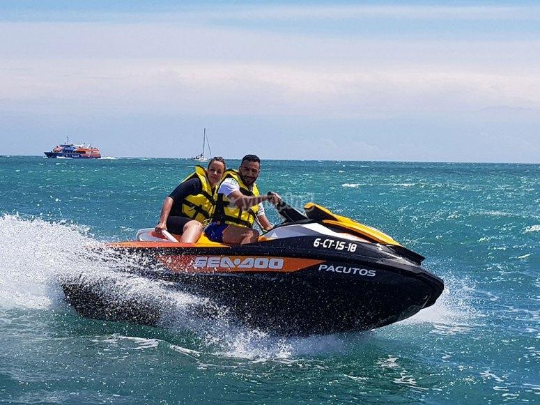 Moto de agua Sea Doo