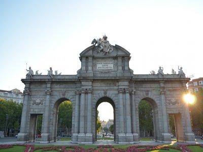 Visita guiada para empresas en centro de Madrid