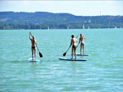 Paddle Surf board Rental in north Extremadura 3h