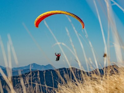 Paraglide Flight for Couples Guipúzcoa & Video