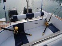 Barco de pesca en Almeria