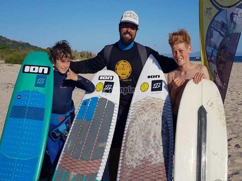 我们未来的冲浪者