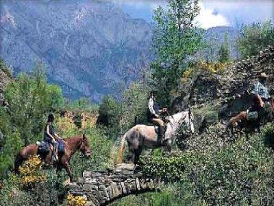 El Camino Real Rutas a Caballo