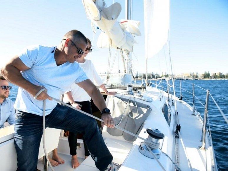 Sailboating tasks