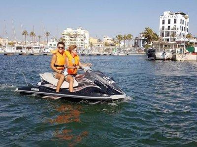 Alquilar jet ski en Mallorca con titulación 1 día