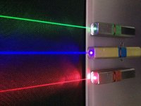 sigue las luces laser