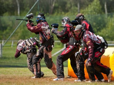 Chomandos Paintball