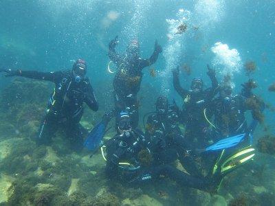 潜水洗礼圣玛丽亚港