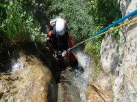 Initiatory Canyoning in Glorieta Alcover