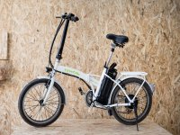 Alquiler de bici eléctrica Book 200 en Bolnuevo,2h