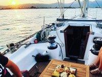 上享受日落的乐趣-在阿扎哈海岸-999享受乘船游览-参观卡拉德阿吉拉加