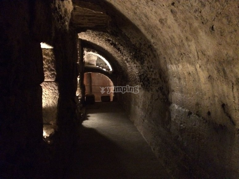 Dark passageways