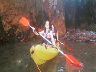 Ruta en Kayak S'agaró y Sant Feliu de Guixols 2 h