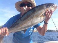 Pesca de fondo en Marina De Cala D´Or 8h
