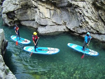 Sin Fronteras Adventure Paddle Surf