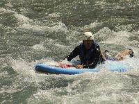 Emocionante jornada de paddle surf